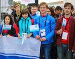 Ансамбль «Любава» стал лауреатом «Российской студенческой весны»