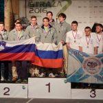 Спортсмены из ГАГУ завоевали две бронзы на Чемпионате Европы по рафтингу