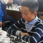 Лидер монгольской команды (младшая группа) Абду Самад