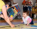 В Горно-Алтайске прошел забег младенцев (фото)