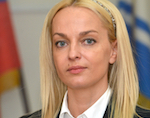 Вице-премьер Марина Демина ушла в отставку