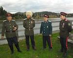В Горном Алтае насчитывается около 800 казаков