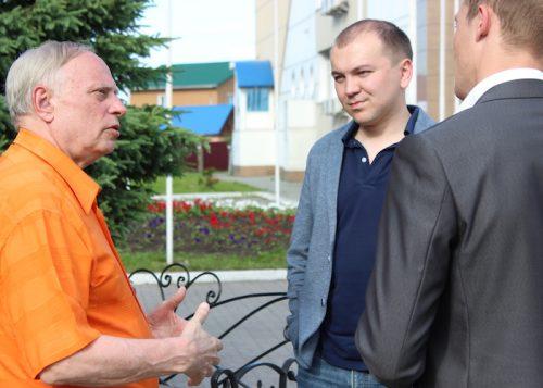 Юрий Москвич: У нас есть свои технологии изменения качества власти