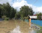 Вода зайдет сегодня на Остров Южный в Майме: МЧС