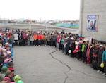 В кош-агачской школе открывают кадетский класс