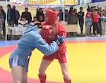 В Улагане прошли республиканские соревнования по боевому самбо