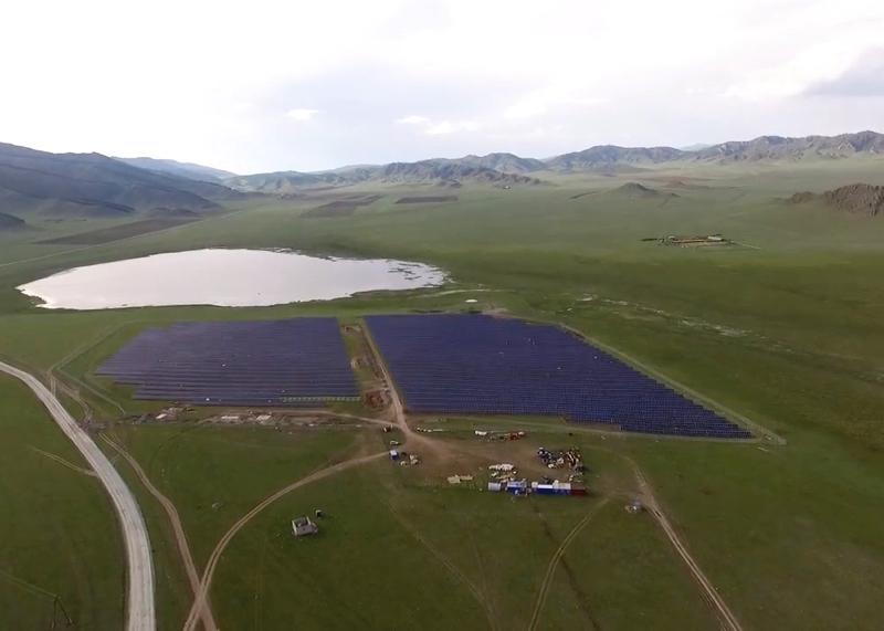 В Усть-Канском районе построят солнечную электростанцию