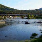 В Телецком озере и Бие поднимается уровень воды