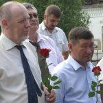 В Горно-Алтайске на здании первой миссионерской больницы открыта мемориальная доска