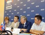 «Единая Россия» начинает формировать предвыборные штабы