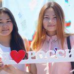 Молодогвардейцы провели акцию «Триколор»