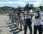 В Горно-Алтайске прошел чемпионат по стрельбе из лука