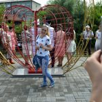 Горно-Алтайске открыли «Символ любви»