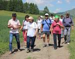 Историки и журналисты прошли тропой Аргымая Кульджина