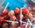 Чупа-чупсы с муравьями выдавали детям в Горно-Алтайске