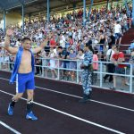 Победу одержал Евгений Ядрушкин