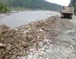 На противопаводковую дамбу в Каракокше потратят 27 млн рублей