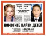 Увеличен радиус поисков пропавших в Турочаке детей Продолжаются поиски пропавших в Турочаке