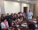 В Горно-Алтайске состоялась конференция Союза журналистов