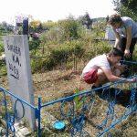 Курсанты «Вымпела» взяли шефство над тремя могилами ветеранов Великой Отечественной войны