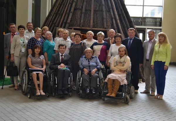 В Горно-Алтайске обсудили проблемы инвалидов