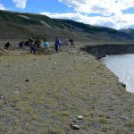 В Кош-Агачском районе прошли аварийные археологические работы