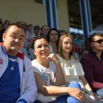 В Горно-Алтайск прошли «битвы барсов»