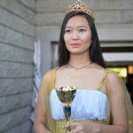 «Принцесса Алтая-2014» Эркелей Сартаева