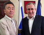 Иван Белеков обсудил с Сергеем Неверовым ситуацию в Республике Алтай