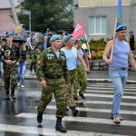 В Горно-Алтайске отпраздновали День ВДВ