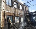 Сгорела пекарня, снабжающая хлебом Артыбаш и Иогач