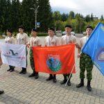 Алтайские поисковики вернулись из очередной экспедиции