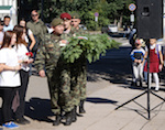 В Горно-Алтайске прошла акция «Нить мира»