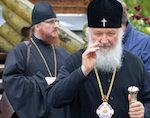 Визит патриарха в Горно-Алтайск