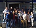 43 студента прошли практику в «Горно-алтайских электрических сетях»
