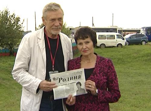 Александр Михайлов поддерживает Марию Демину