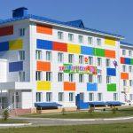 Фотофакт: Открыт новый корпус детской больницы