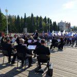 Единороссы провели «митинг благодарности»