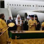 В Горный Алтай доставили мощи святителя Макария