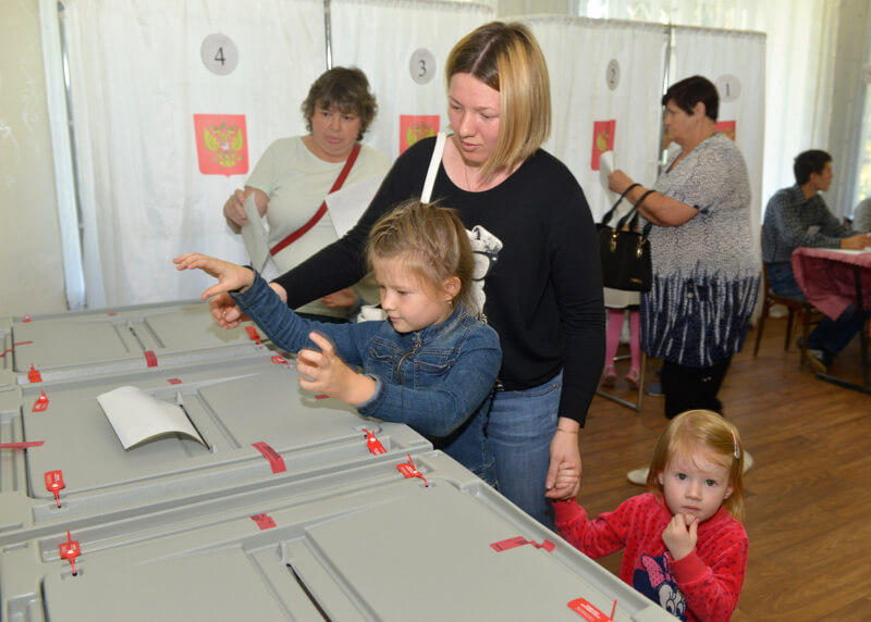 Горно-Алтайск выбирает депутата Госдумы