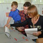 Фоторепортаж. Горно-Алтайск выбирает депутата Госдумы