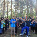 В Новосибирске первокурсников из Республики Алтай посвятили в студенты