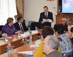 Состоялась конференция Союза пенсионеров