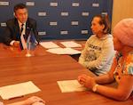 Иван Белеков провел прием граждан и встретился с партийным активом в Усть-Кане