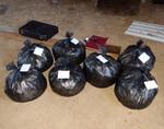 Почти 7 кг марихуаны изъяли у жителя Кызыл-Озека