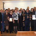 УФСИН, Сбербанк и Нацбанк – призеры городской спартакиады трудящихся