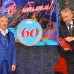 Кара Майманов награжден орденом «Тан Чолмон»