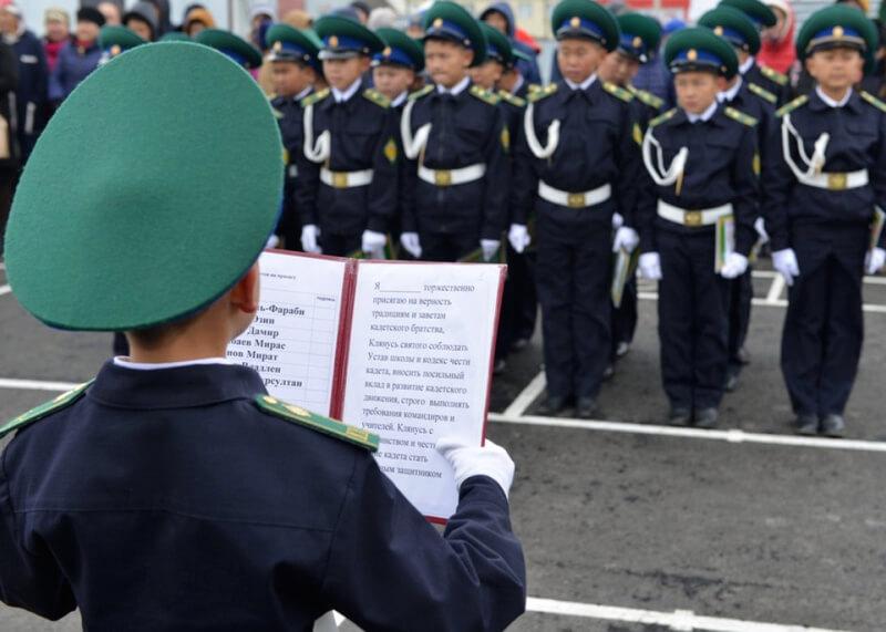 Самый высокогорный кадетский корпус России открылся в Кош-Агаче
