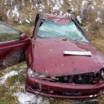 Очередное ДТП со смертельным исходом произошло в «Долине смерти» близ Мыюты