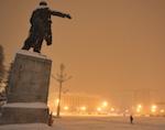 В Горно-Алтайске из-за снегопада введен режим повышенной готовности